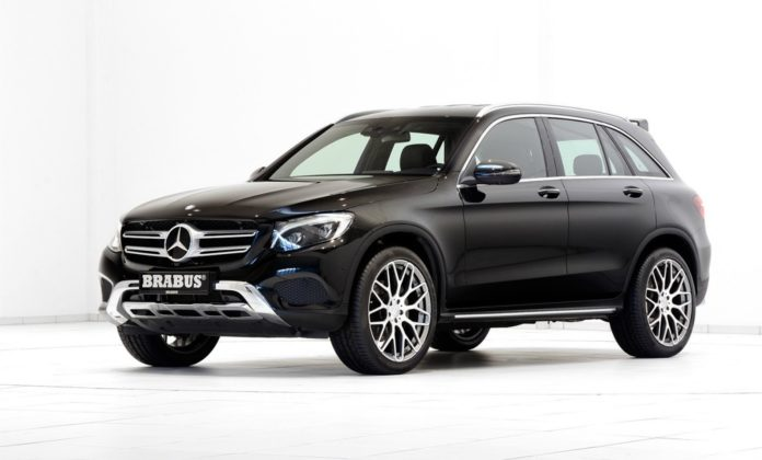 Mercedes GLC and GLC Coupe by Brabus