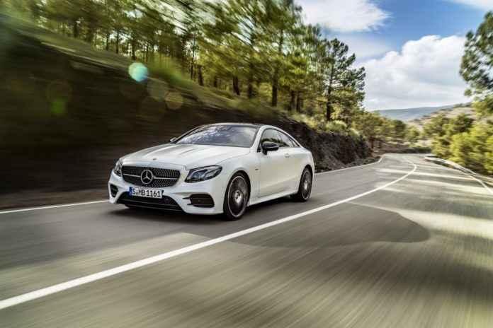 Mercedes is recalling over 18,000 cars