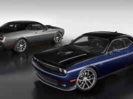 Mopar 2017 Dodge Challenger