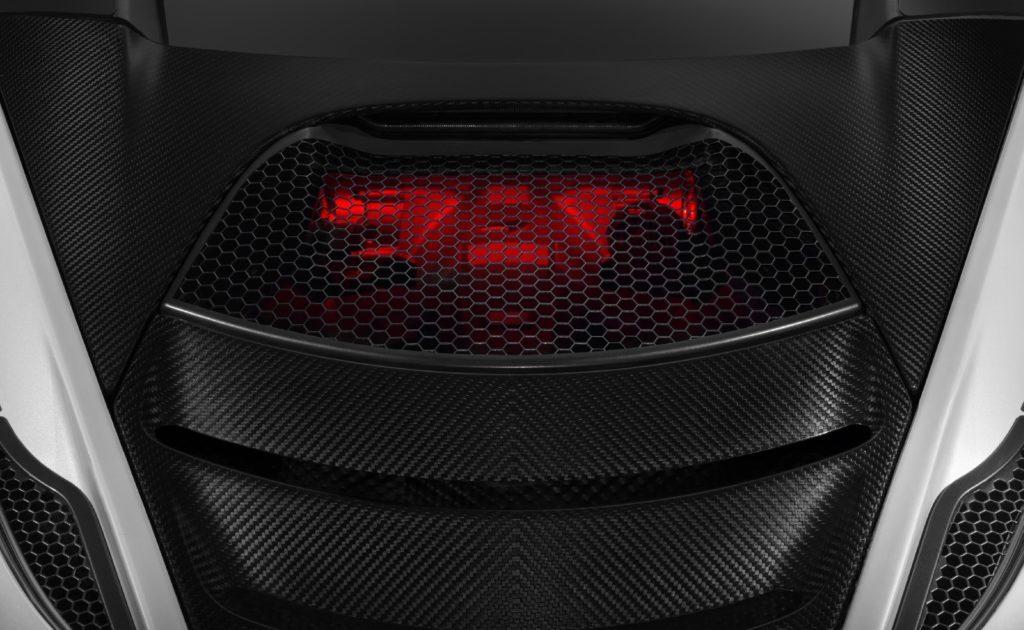 New information on the McLaren 720S