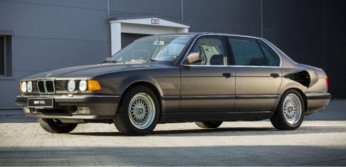 Old Concept Cars BMW Goldfish V16