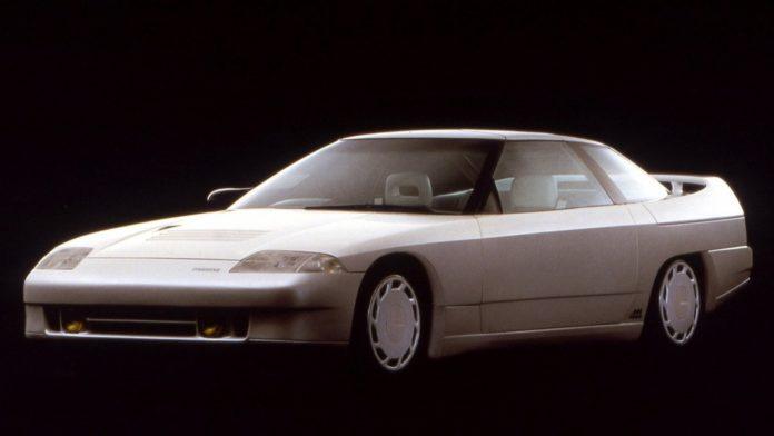 Old Concept Cars Mazda MX-03