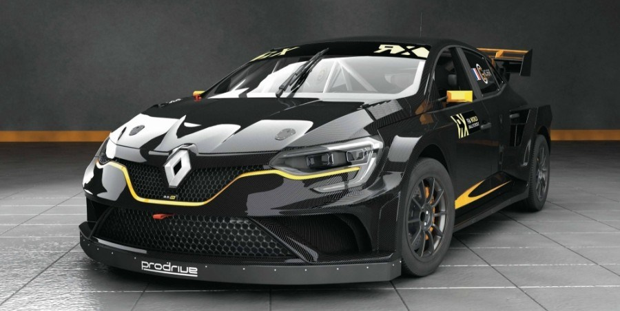 Prodrive and Renault will enter World Rallycross in 2018