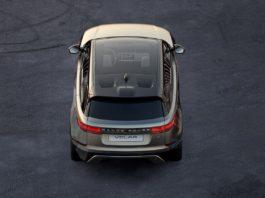 Range Rover released information for the Velar
