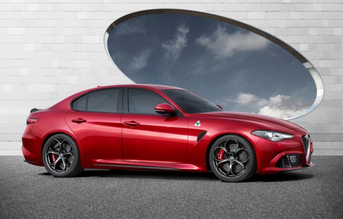 Rumors Alfa Romeo will present the Giulia Coupe at Geneva