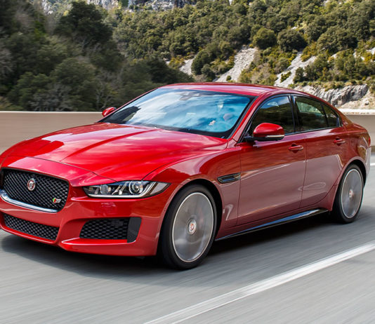 Rumors Jaguar is preparing the XE SVR