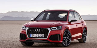 Rumors The Audi RS Q5 will be presented in Geneva