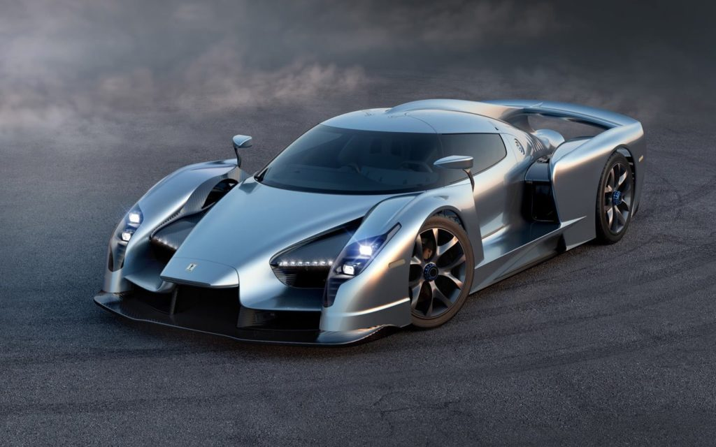 Scuderia Cameron says that the SCG 003S will be able to lap the nurburgring in 630