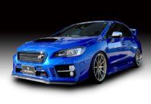 Subaru WRX STI by Rowen