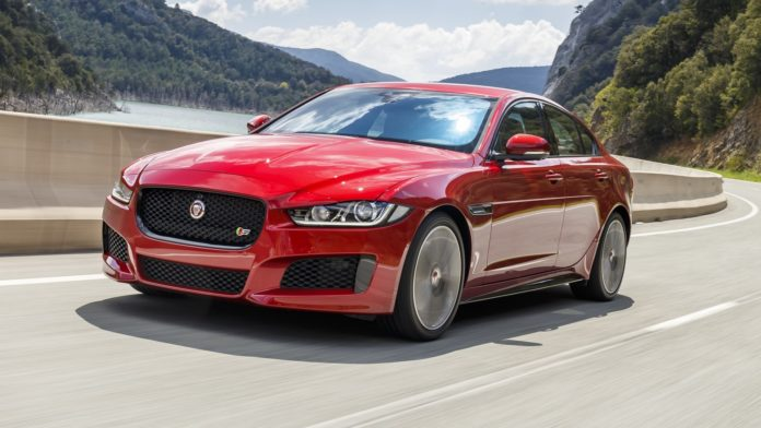The Jaguar XE, XF and F-Pace get new engines
