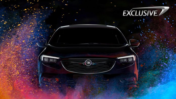 The Opel Exclusive program will be presented in Geneva