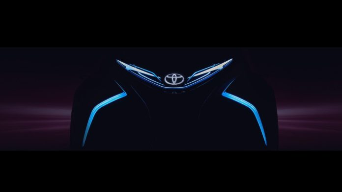 Toyota teases the i-TRIL concept