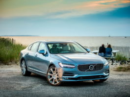 Volvo is recalling 5,529 cars