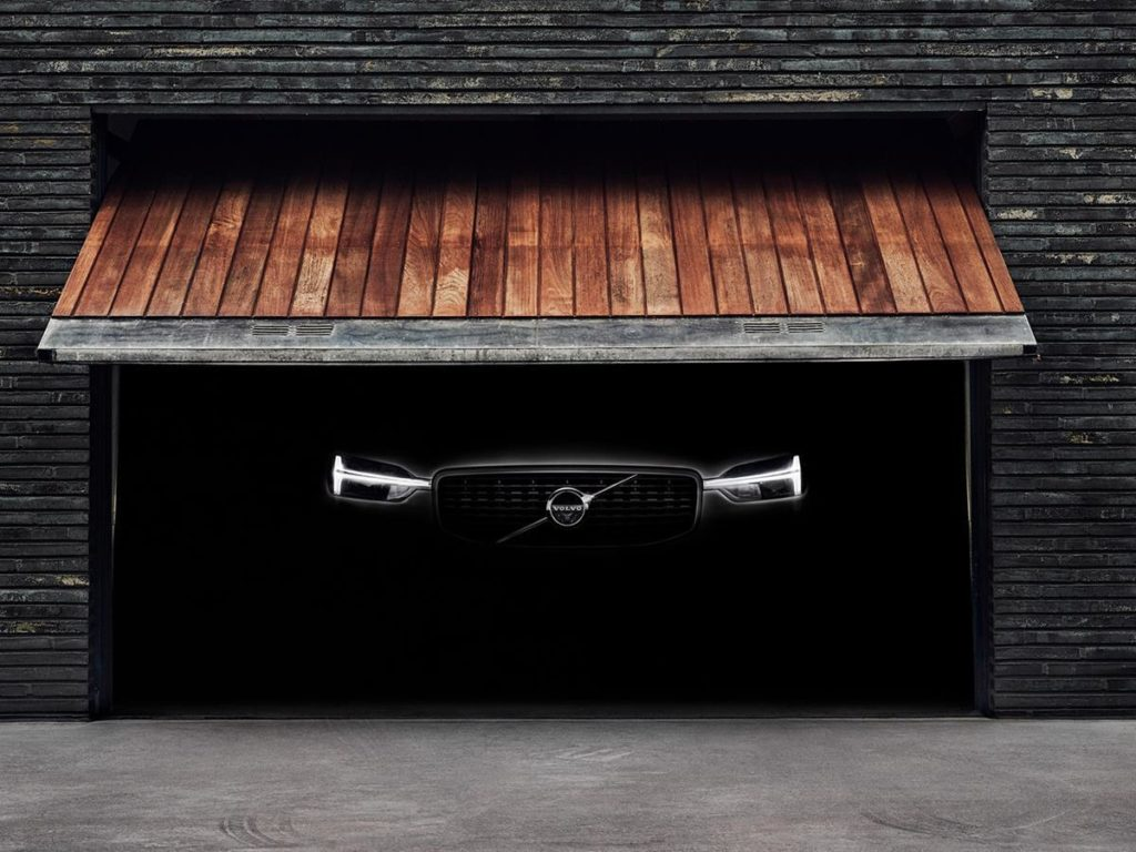 Volvo teases the new XC60