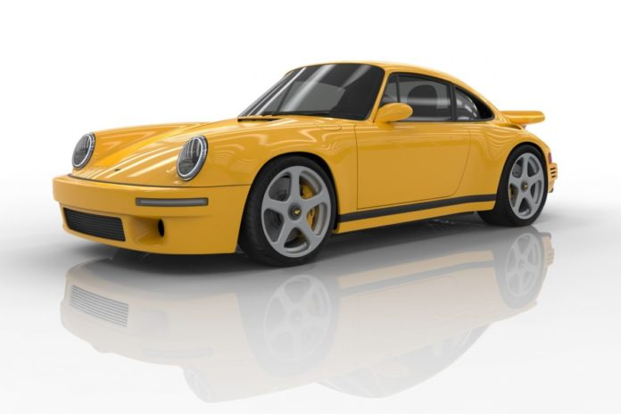 2017 RUF CTR Yellowbird