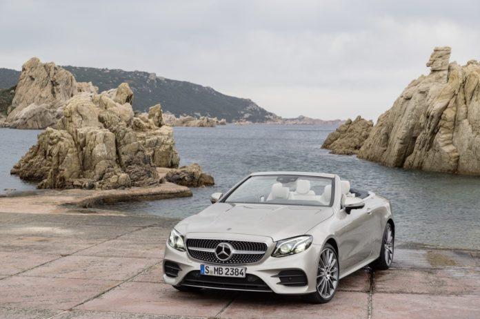 2018 Mercedes E-Class Cabriolet