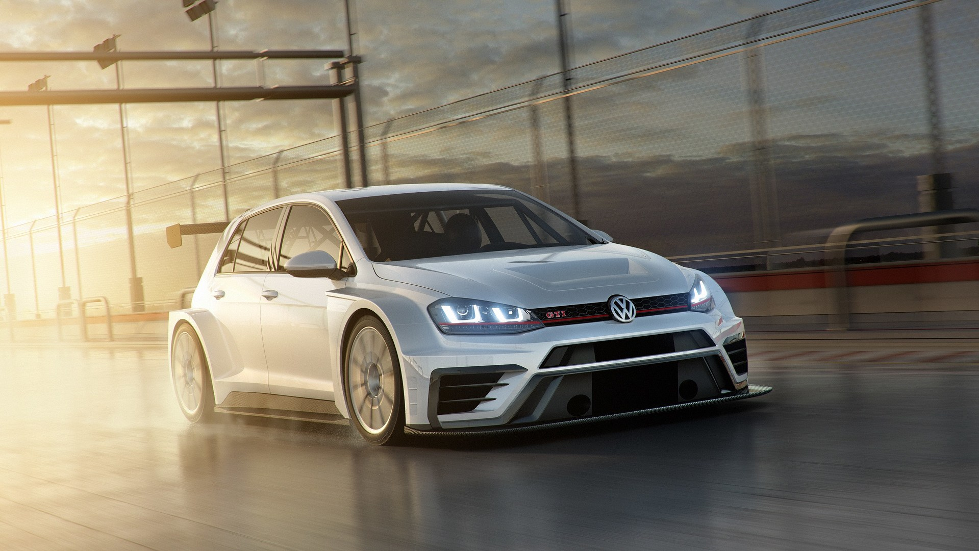 2018 volkswagen golf gti tcr. Black Bedroom Furniture Sets. Home Design Ideas