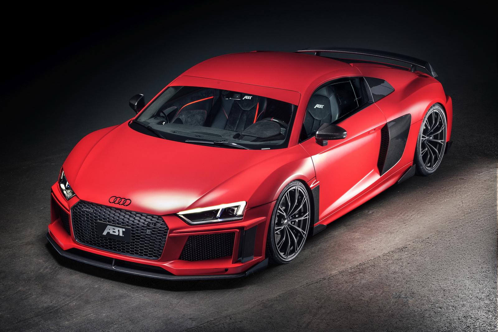 Audi R8 By Abt