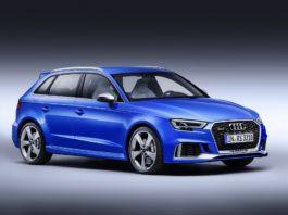 Audi RS 3 Sportback facelift