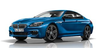 BMW 6 Series M Sport Limited Edition