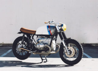 BMW R100 by Untitled Motorcycles