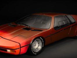 BMW showcases the Turbo Concept