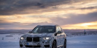 BMW teases the new X3, through official spy photos
