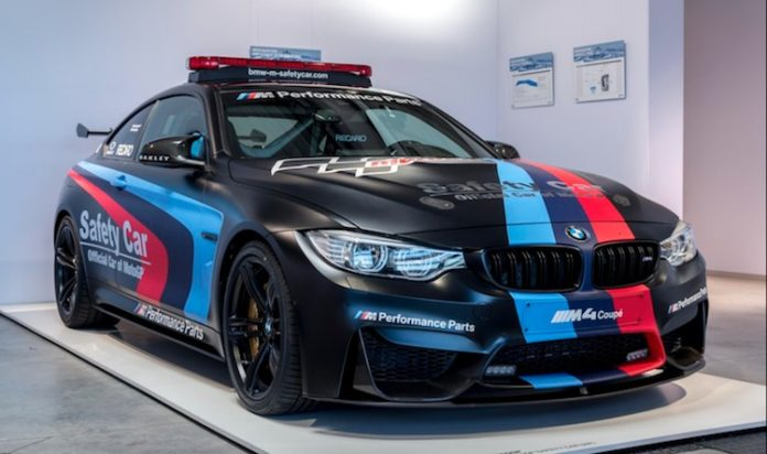 BMW will supply the Le Mans with safety cars