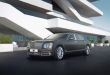 Bentley Mulsanne Hallmark Series