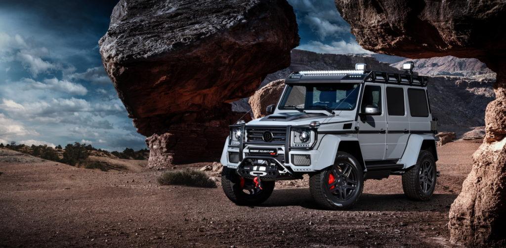 Brabus 550 Adventure