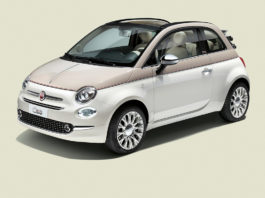 FIAT 500 Sessantesimo