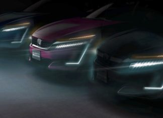 Honda will present the Clarity EV and PHEV at the New York auto show