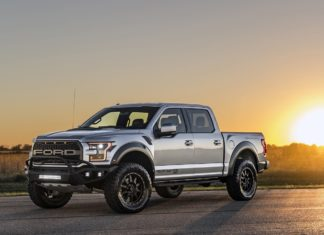 Official specifications of the Hennessey Velociraptor