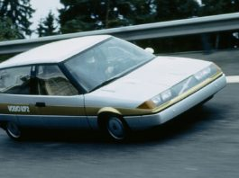 Old Concept Cars: Volvo LCP 2000