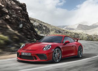 Porsche 911 GT3 facelift