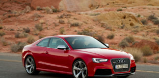 Rumors Audi will present the new RS5 and the RS5 DTM in Geneva