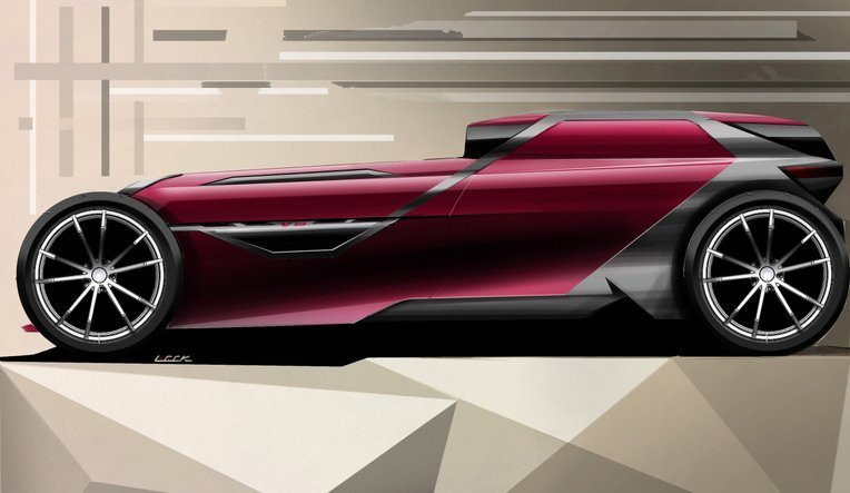 Sbarro will present a unique concept car in Geneva