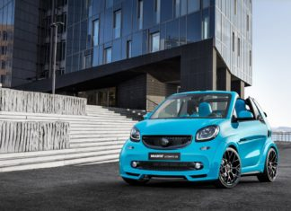 Smart Fortwo Brabus Ultimate