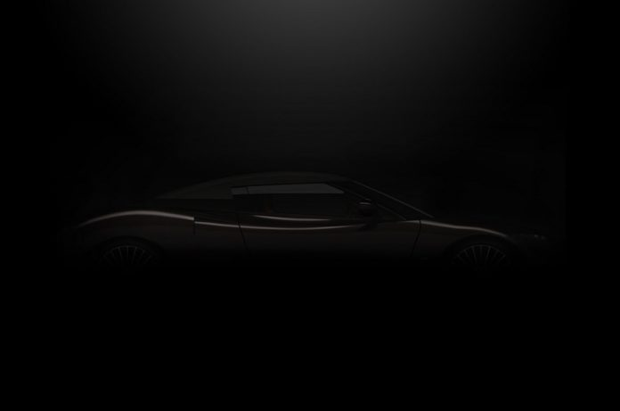 Spyker teases the C8 Preliator Spyder