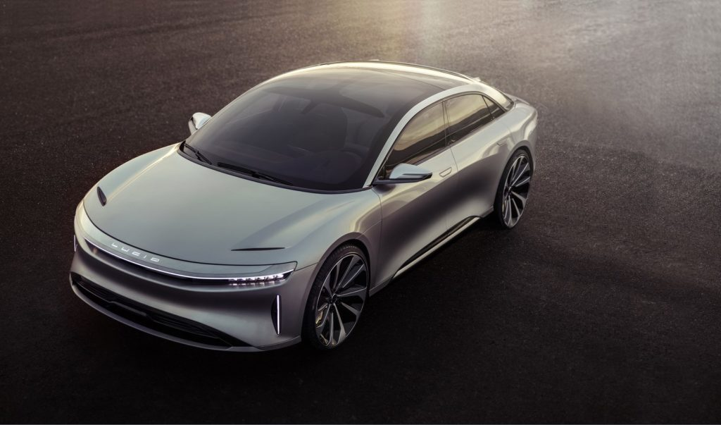The Lucid Air Launch Edition will cost $165,000