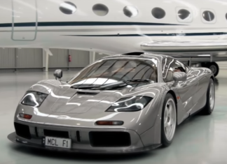 The rarest McLaren F1 in the world