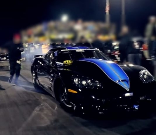 The word's fastest Corvette ZR1 produces 3,000 hp
