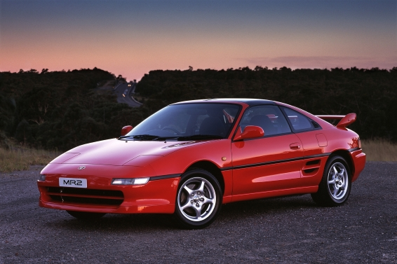 Toyota may be preparing the new MR2