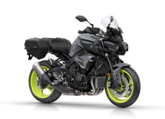 Yamaha MT-10 Travel Edition
