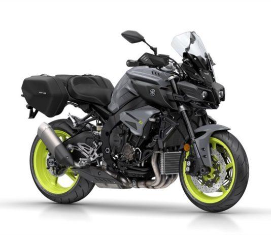 Yamaha MT-10 Travel Edition