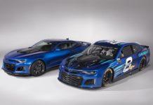 2018 Chevrolet Camaro ZL1 NASCAR Cup Race Car