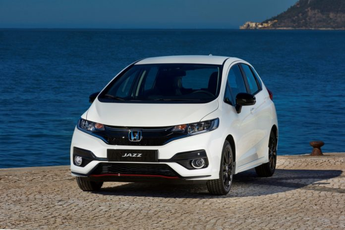 2018 Honda Jazz facelift