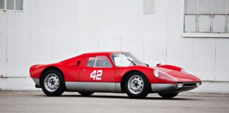 A 1964 Porsche 904 Carrera GTS is heading to auction