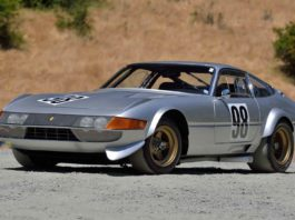 A 1971 Ferrari 365 GTB4 Daytona Competizione is heading to auction