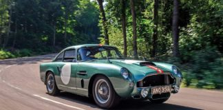 A beautiful 1959 Aston Martin DB4GT Prototype is heading to auction